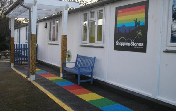 Stepping Stones Pre-School, Newlyn